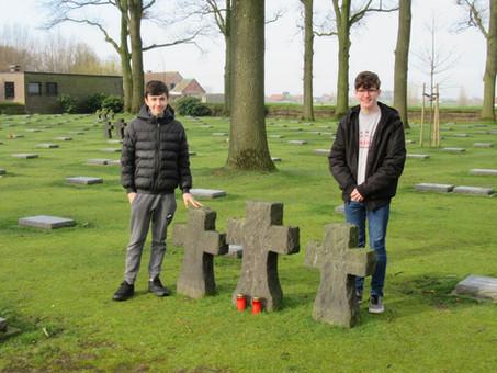 World War One Battlefields visit 2019