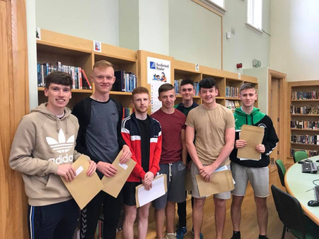 St Malachy's A-level students set new personal bests yet again!