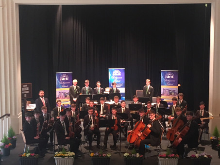 Orchestral Success at Ballymena Music Festival