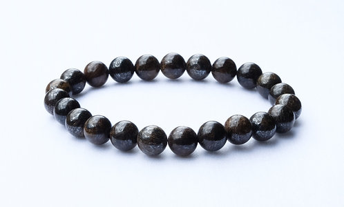 - Bracelet Bronzite - Paix intérieure
