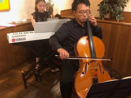 第4回札幌珈琲館クラシックコンサート♪