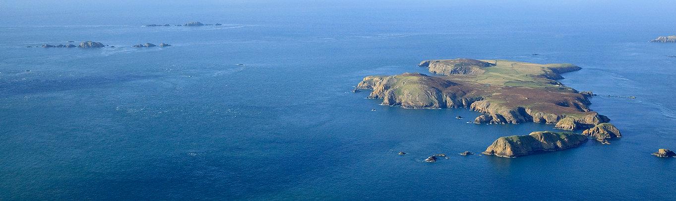 Pembrokeshire Islands Skomer Grassholm R