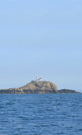South Bishops lighthouse Pembrokeshire C