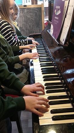 Piano teacher Church Stretton
