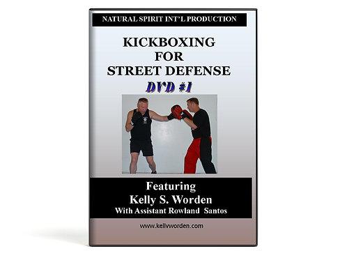 DVD-Kickboxing for Street Defense Volume 1