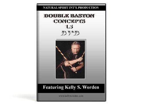 DVD-Double Baston Concepts 1.5