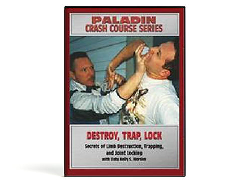DVD-Destroy Trap Lock