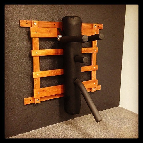 Silent Fighter-Wall mounted training dummy