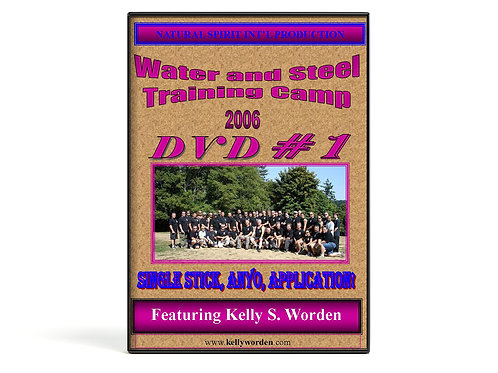 DVD-Water and Steel 2006 4 Disk Set