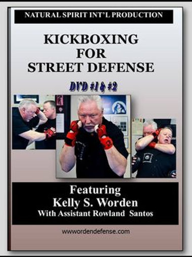 DVD-Kickboxing for Street Defense 2 DVD Set