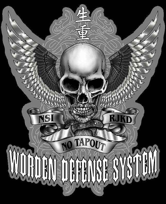 Kelly Worden Skull Logo - Full Resolutio
