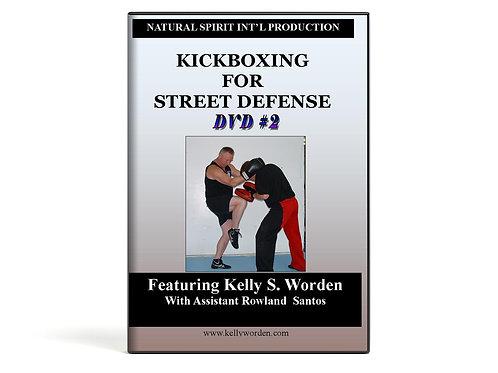 DVD-Kickboxing for Street Defense Volume 2