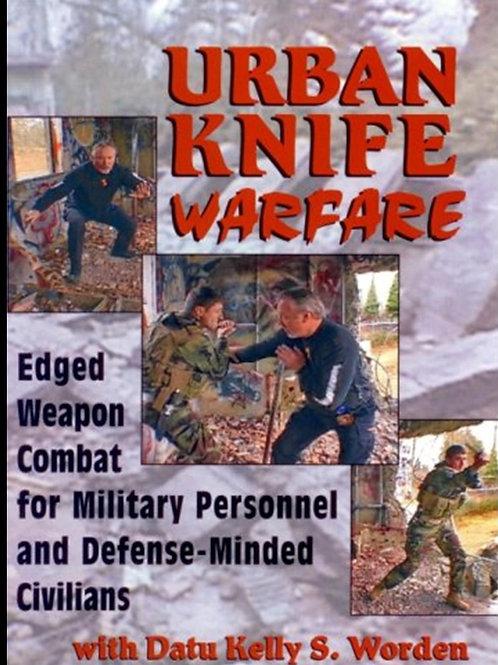 DVD-Urban Knife Warfare