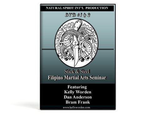 DVD-Stick and Steel-FMA Seminar