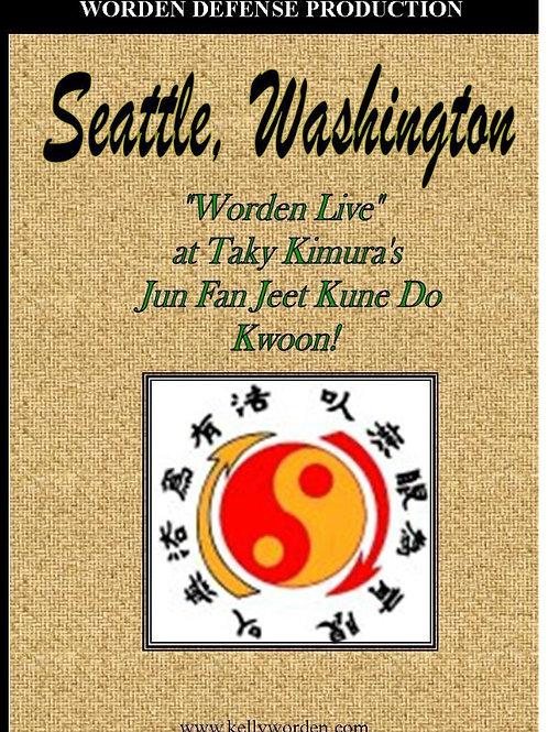 DVD-Worden Live at Taky Kimura's