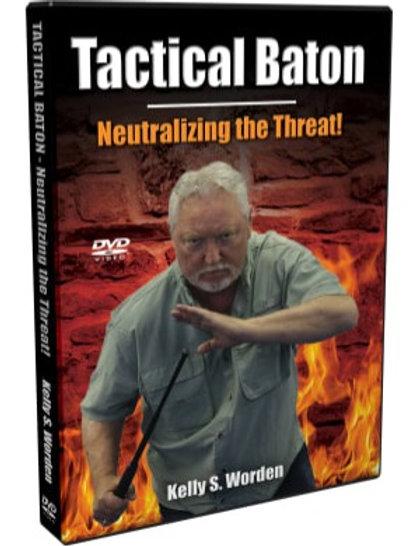 DVD-Tactical Baton
