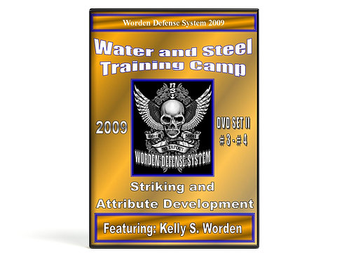 DVD-Water and Steel 2009 4 Disk Set