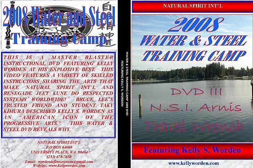 DVD-Water and Steel 2008 Disk 3