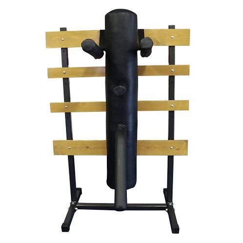Silent Fighter-Free Standing training dummy