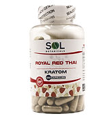Royal Red Thai Capsules