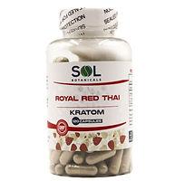 Royal Red Thai Capsules