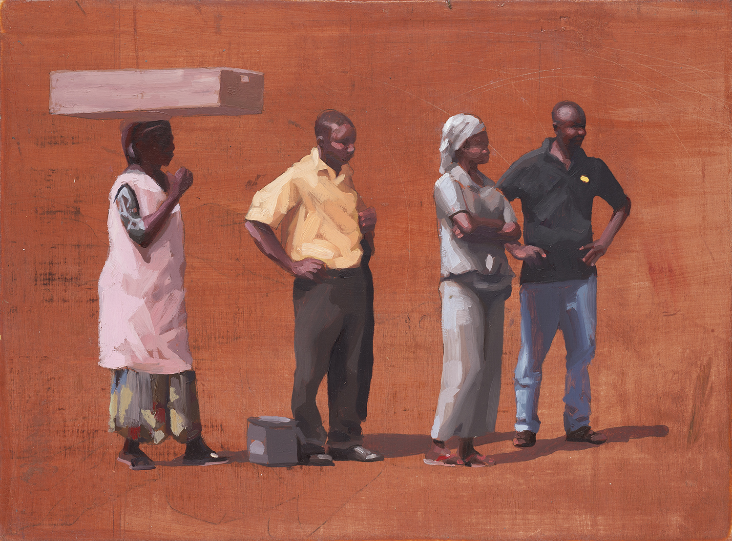 Bus stop konongo
