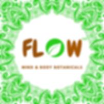 FLOW MIND & BODY BOTANICALS Logo