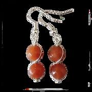 orange-faceted_aventurine_earrings_2_edi