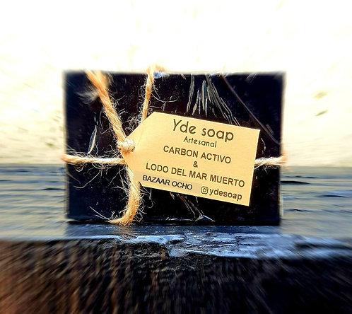 Carbon Activo y Lodo de Mar Muerto