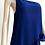 Thumbnail: Blusa asimétrica azul