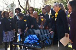 Bench Ceremony in Baton Rouge