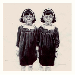 Identical Twins, Diane Arbus Photograph