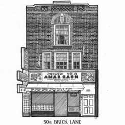 50a Brick Lane