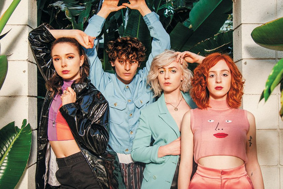 The Regrettes - How Do You Love?