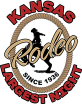 Pretty prairie rodeo logo