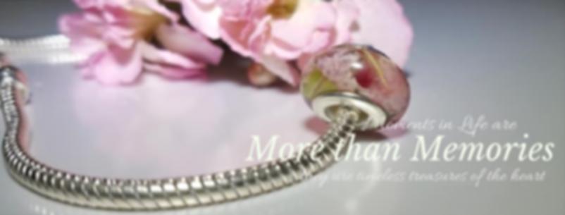 More than Memories Keepsake Jewelry to get cremation ash keepsakes, breastmilk jewelry, flower petal jewlery, butterfly jewelry, horsehair jewelry, and other keepsake options