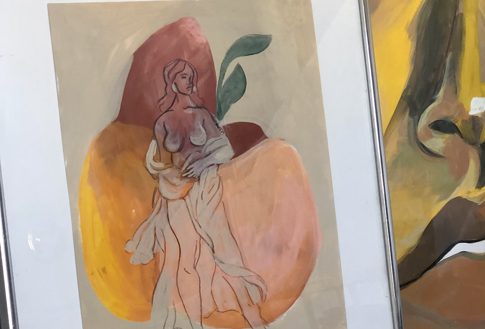 Fruit and Figure Study