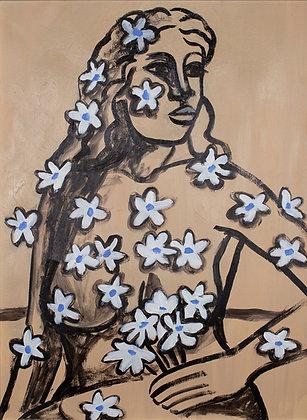 """""""Flower Woman"""""""