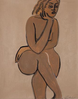 Sitting Woman No. 1