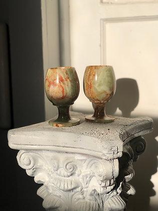 Onyx Goblets (2)