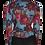 Thumbnail: Structured  Victorian Floral Blouse (M-L)