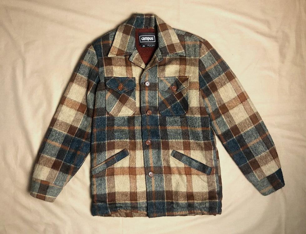 Campus | Men's Lined Flannel Jacket (M)