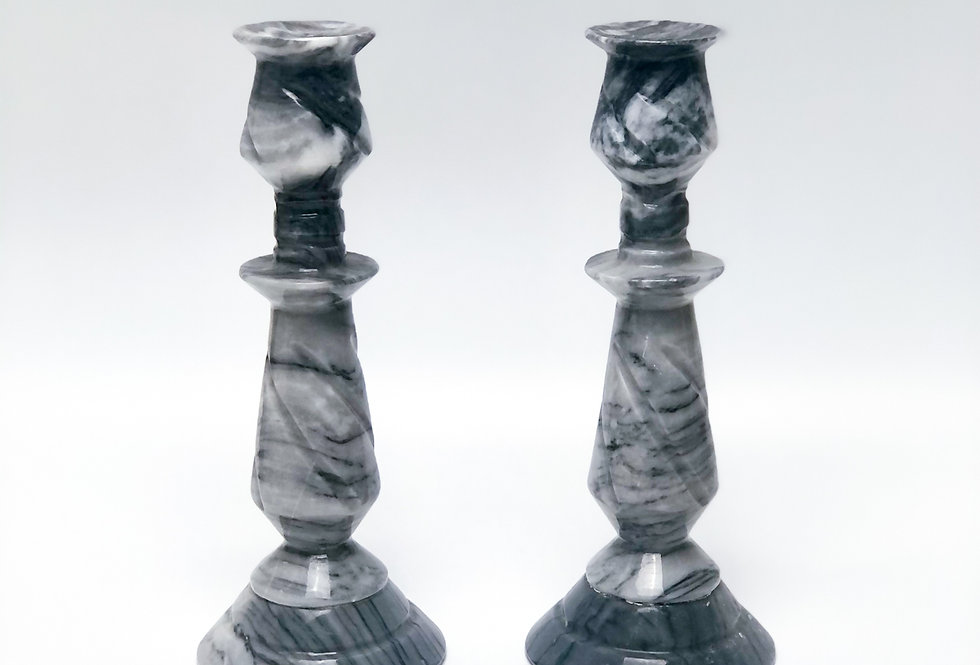Granite Candlestiks