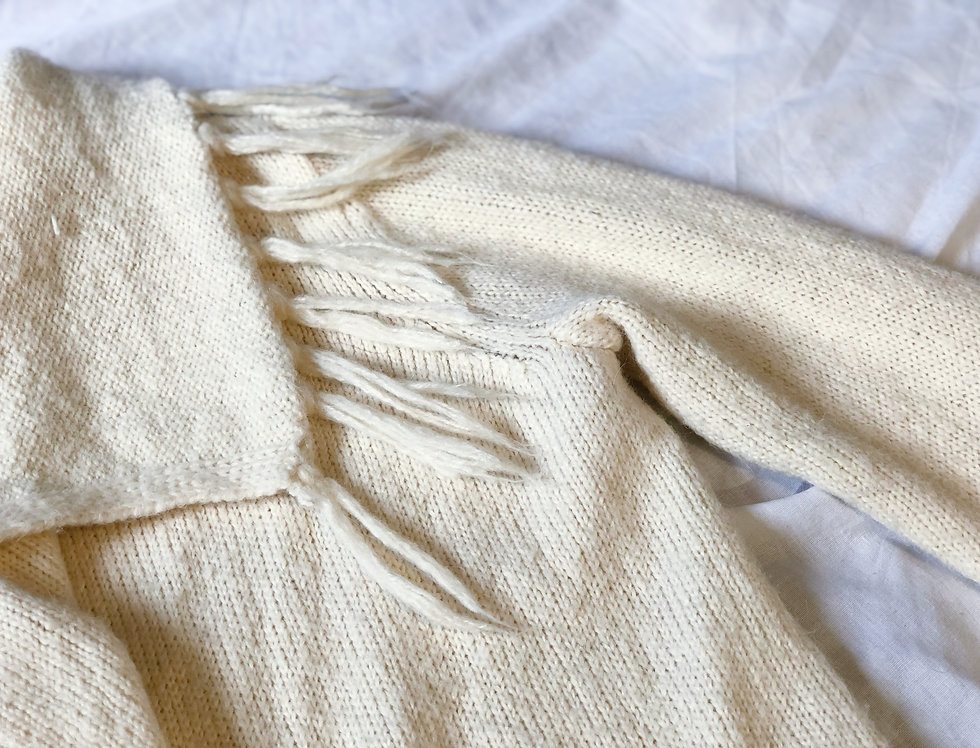 Lounge Wear Knitted Sweater (L-XL)