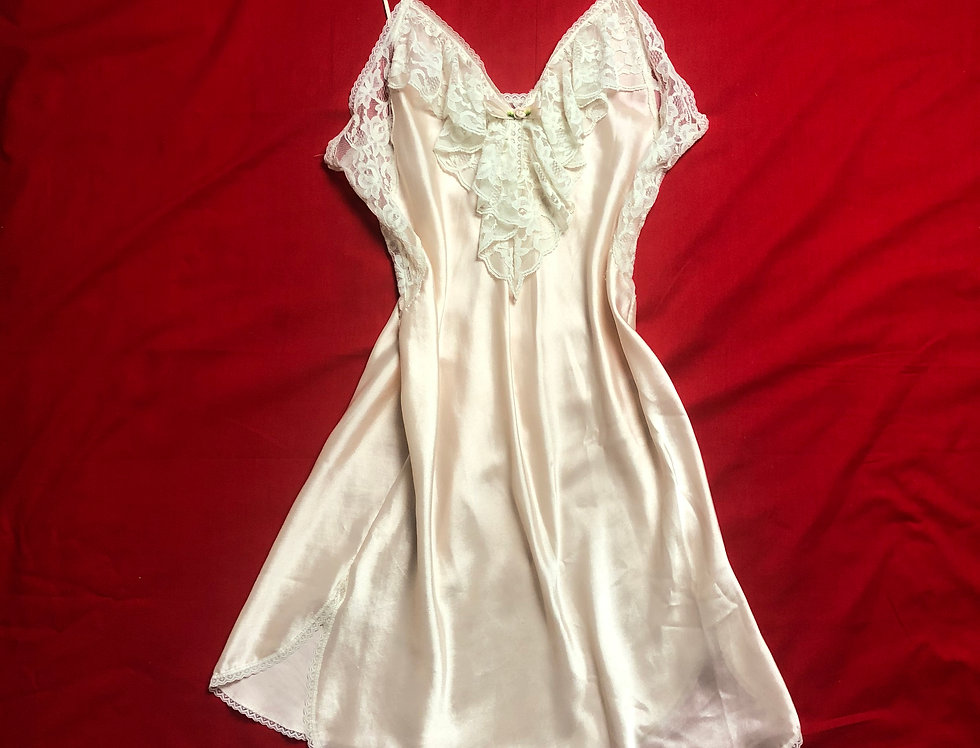 Lilly of France | Vintage  Lace Negligee