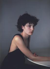 richard-learoyd-agnes-in-black-dress-wit