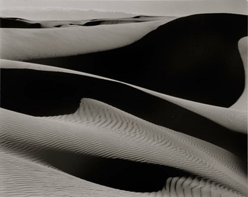 edward-weston-dunas-de-areia-oceano-cali