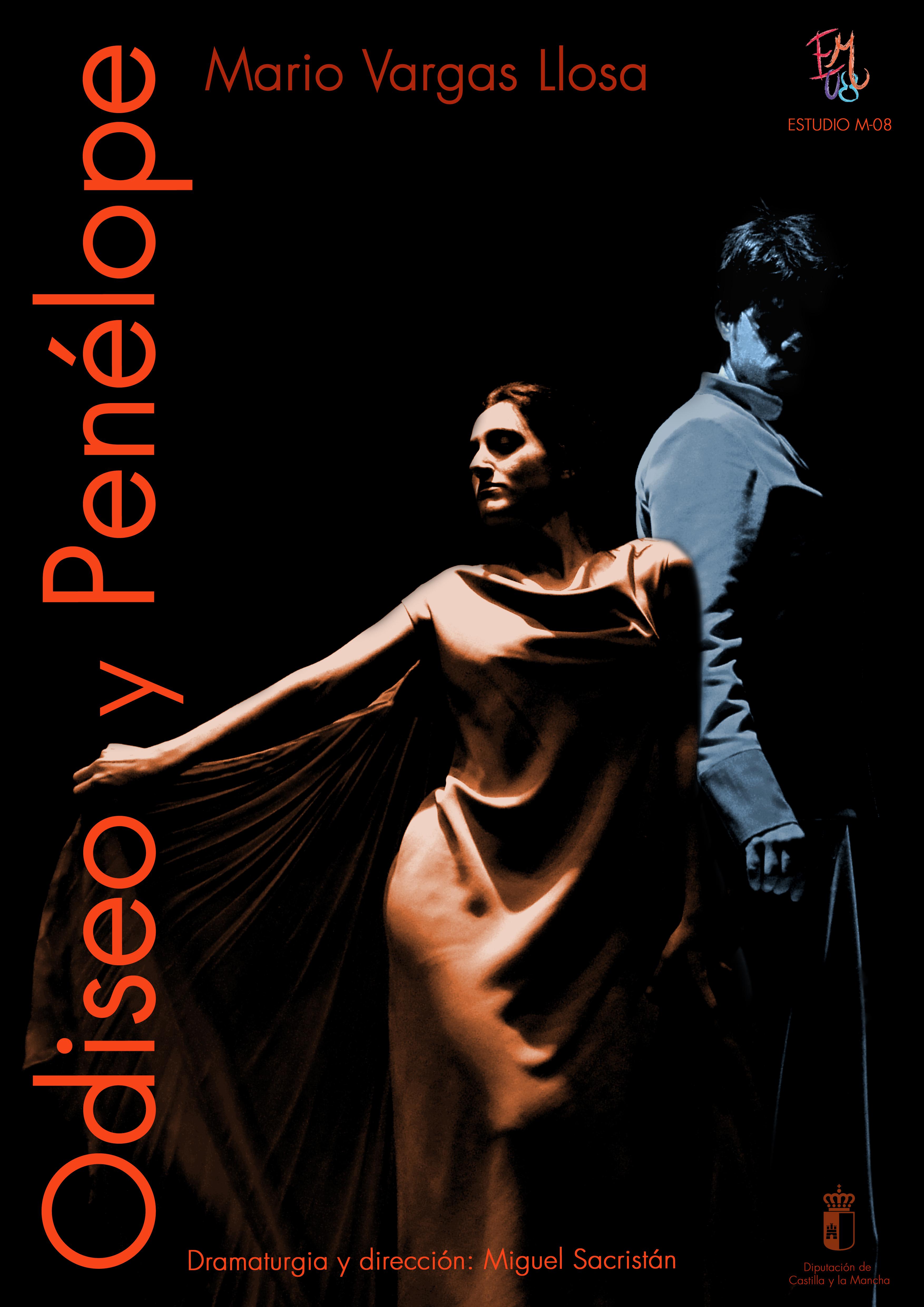 Cartel Odiseo y Penelope