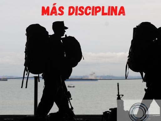 5 CONSEJOS PARA TENER MÁS DISCIPLINA