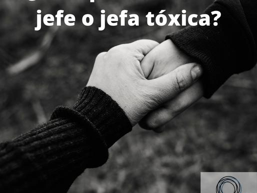 ¿Compasión con tu jefe o jefa tóxica?
